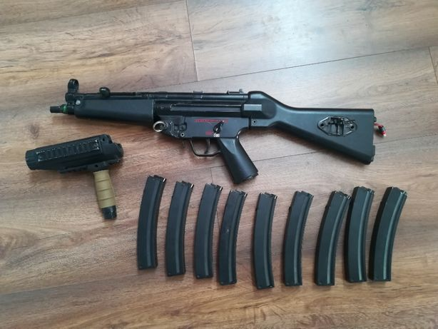MP5 ICS replika asg, okazja!