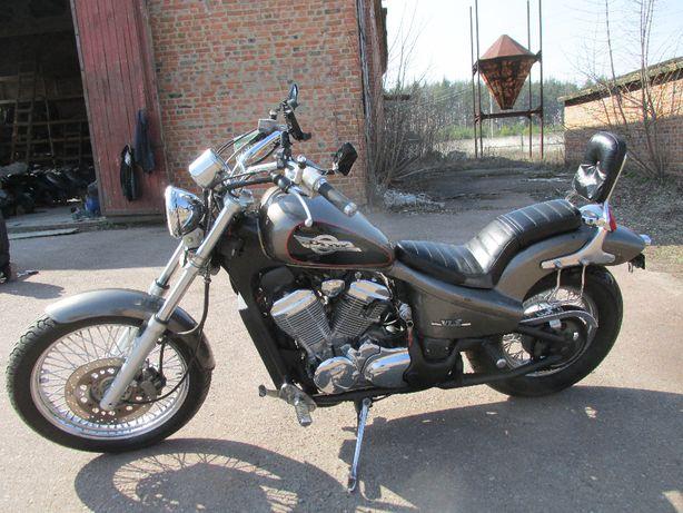 Продам мотоцикл Honda steed 400 без пробега по Украине