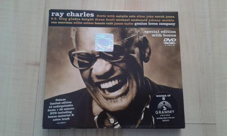 Ray Charles – Genius Loves Company special edition