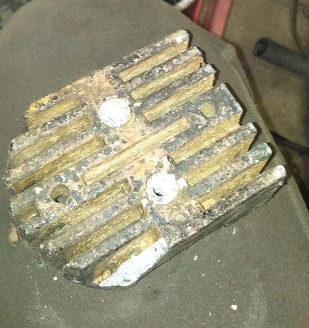 Mercruiser silnik motorówka anoda pod zetkę części