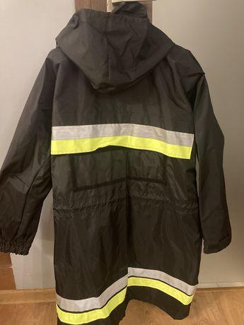 Kurtka strażacka przeciwdeszczowa