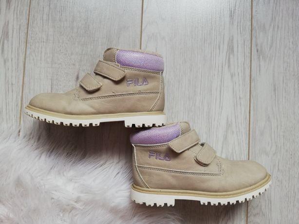 Buty 29 FILS 18,5cm buty botki sneakersy