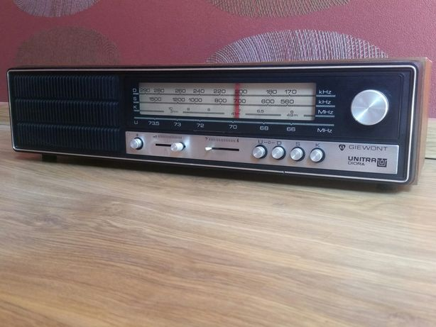 Kultowe radio Giewont klasyk bdb
