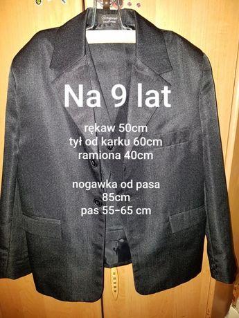 Garnitur 3/cz 9/10lat idealny