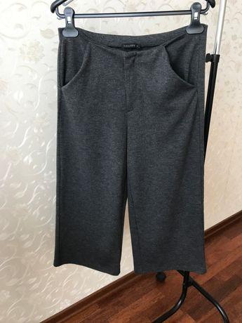 Продам женские серые кюлоты , брюки CALLIOPE