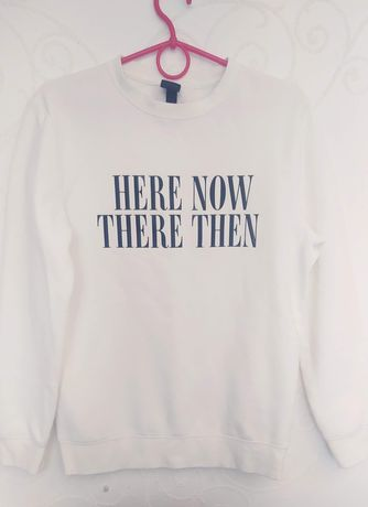 Стильный брендовый реглан H&M р.XS с/с нового