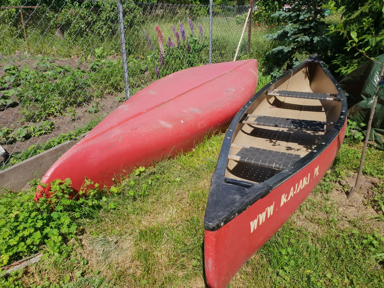 Kanoe kanadyjki kanu Apache wypożyczalnia Piława Drawa Gwda