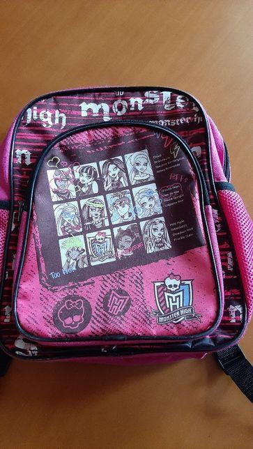 Plecak dziewczęcy wiek 3+
