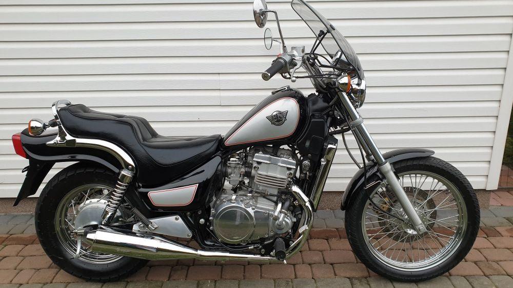 Kawasaki En 500 Jak Nowy! 3500 km. Przebieg! Biała Podlaska - image 1