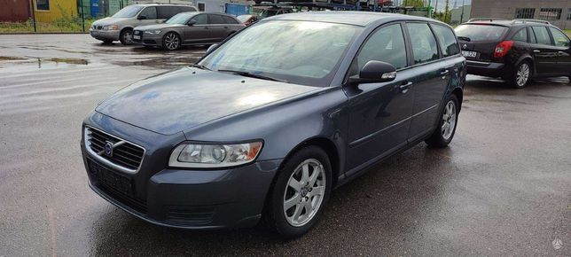 Volvo V50, 1.6 l., Универсал,09 г.