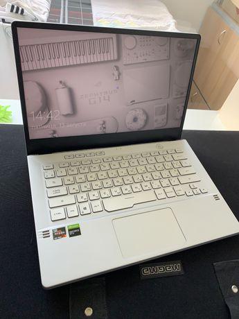 Игровой ноутбук Asus ROG Zephyrus G14 Ryzen7/GTX1650Ti/16RAM/512SSD