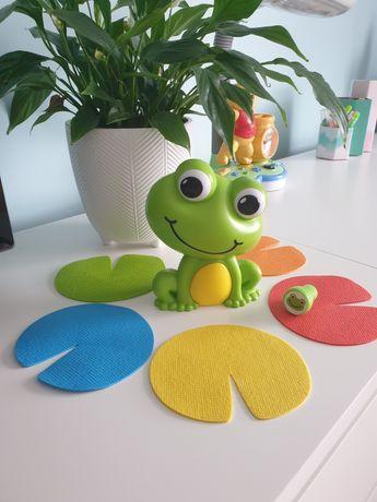 "Interaktywna zabawka- Żabka ""Froggy Party "" Dumel"