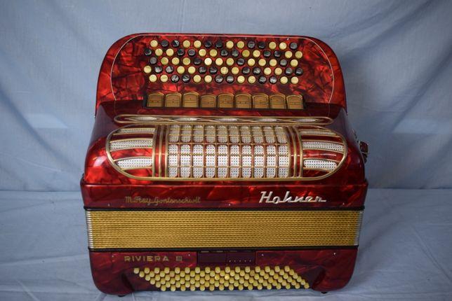 Acordeao Hnher Rveira III 3 Voz, N . 204