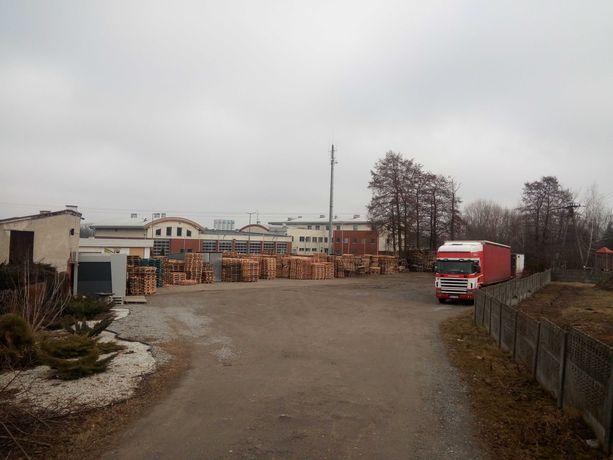 Działka budowlana Grójec ul. Worowska ,utwardzona 2400m2