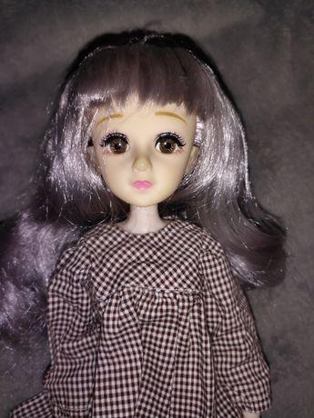 Кукла Барби шарнирная