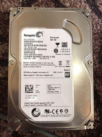 Seagate Barracuda 7200.12 500GB HDD Жесткий диск SATA