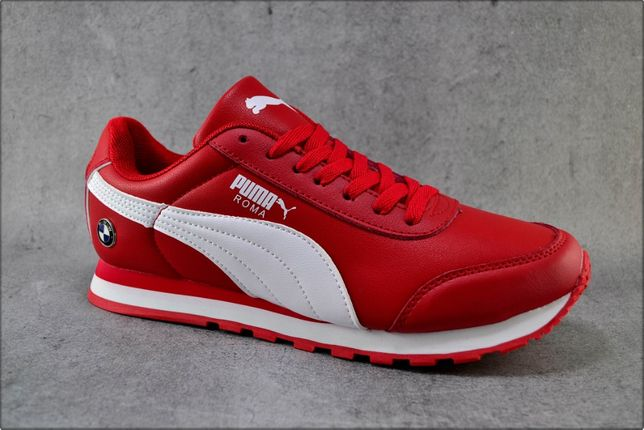 Мужские кроссовки Puma Rome Red