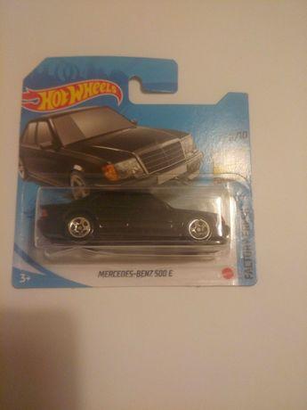 Hot wheels Mercedes 500E