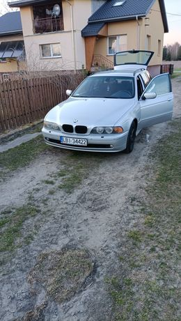 BMW E39 3.0d 193km. Godne uwagi za małe pieniądze!