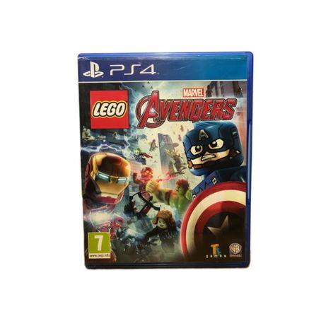 Gra Lego Marvel Avengers PS4 (wysyłka 24h)