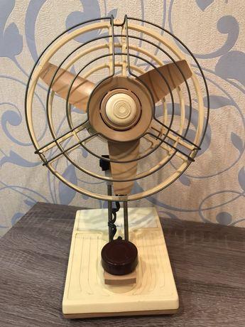 Вентилятор настольный, настенный эпохи СССР
