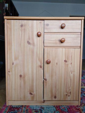 Szafka komoda drewniana