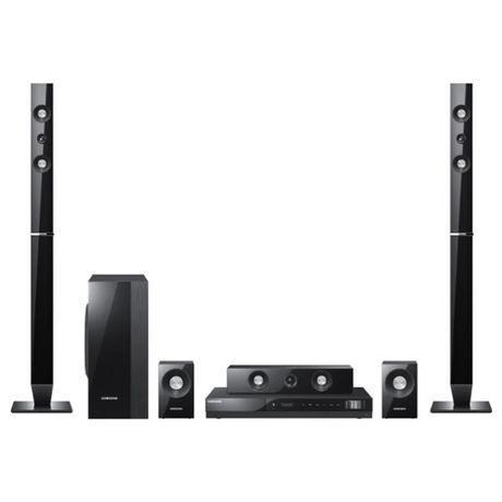 Kino domowe Samsung PS FC453, 5 głośników, amplituner Harman/Kordon