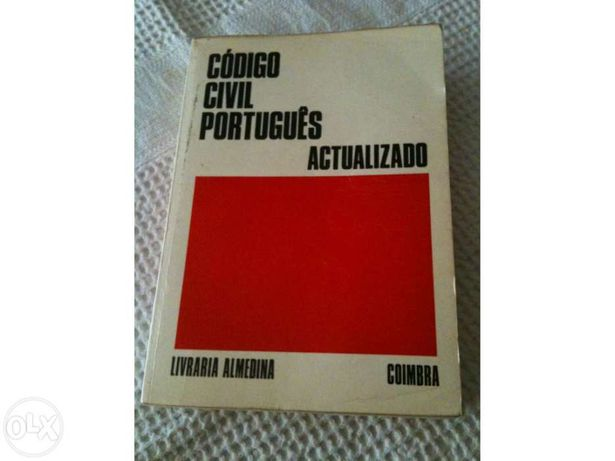 Còdigo Civil Portugues Actualizado