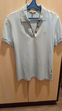 Продаю женскую рубашку Burberry 46 р-р.