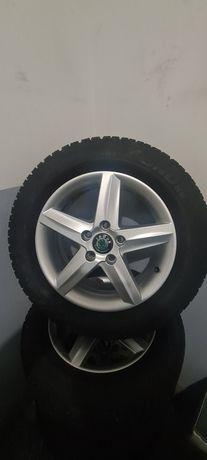 5 112 R16 VW, Диски з резиною Skoda, Audi, Mercedes, Seat,