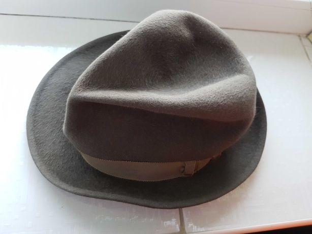 kapelusz męski zabytek
