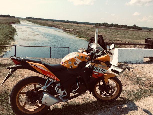 Viper v200cr Спортбайк