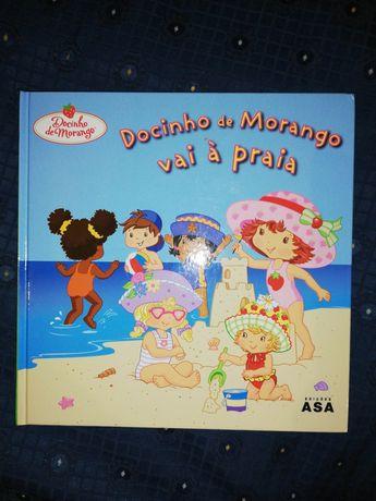 Livro Infantil - Docinho de Morango