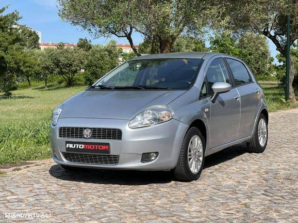 Fiat Grande Punto 1.3 M-Jet Dynamic