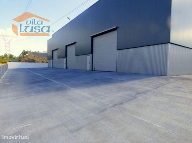 Armazém Novo 3 frentes 1.000 m2 para industria