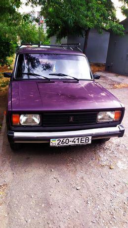 Автомобиль ВАЗ 2104