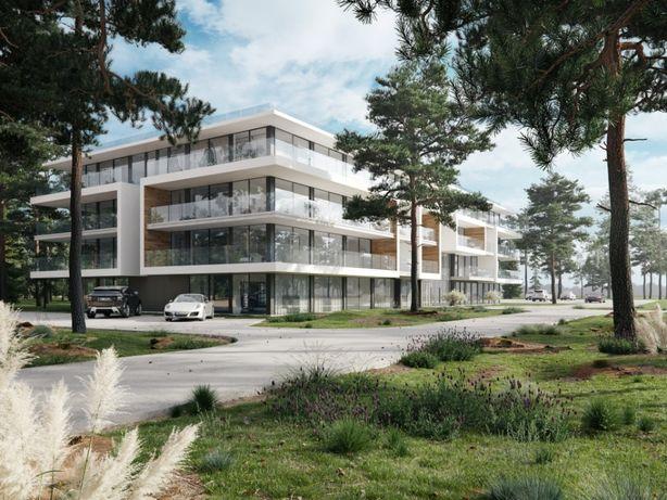 Mielno Unieście wykończony apartament dwupokojowy + miejsce parkingowe