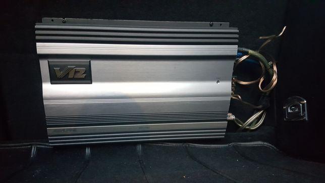 Amplificador 5 canais Alpine V12