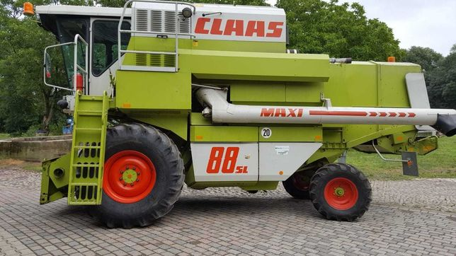 Kombajn Claas Dominator 88 SL MAXI