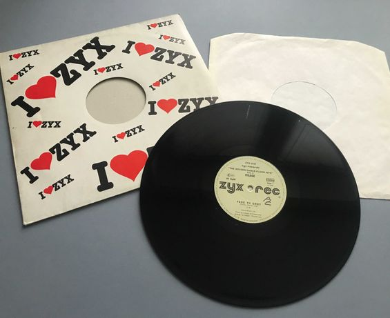 Visage- Fade To Grey / Shake Your Groove Thing /maxi 12'