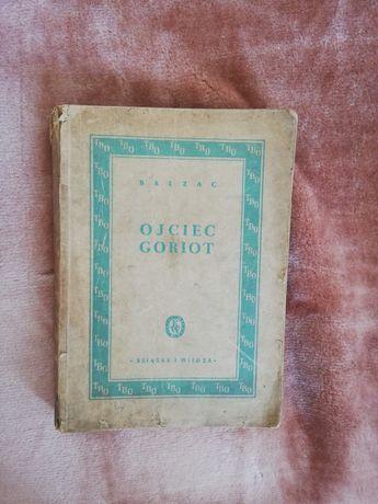 Ojciec Goriot Balzac