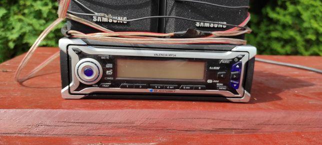 Odtwarzacz radiowy z CD Blaupunkt
