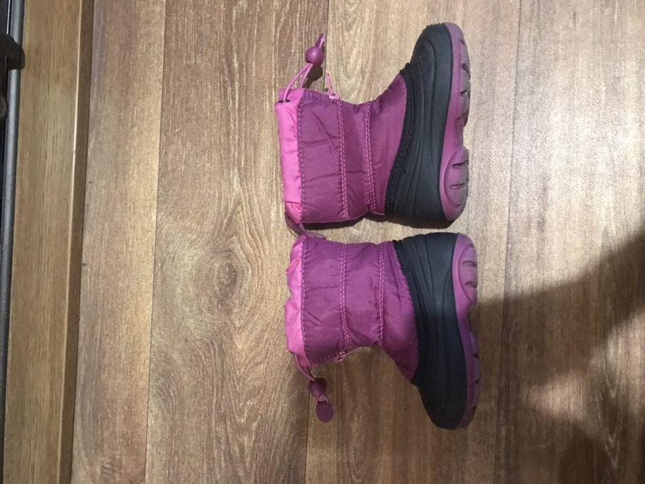 Сапоги ботинки черевики ecco kamik Киев - изображение 1