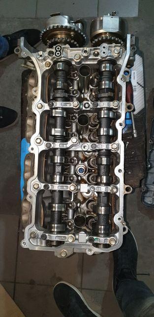 головка блока цилиндров в сборе 3UR-FE Toyota 5.7