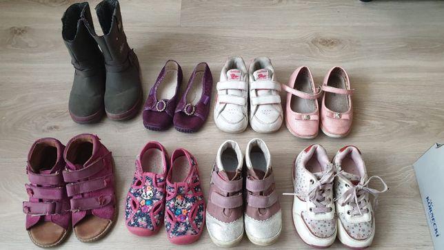 Buty dziewczęce i Chłopięce rozmiar 25-28