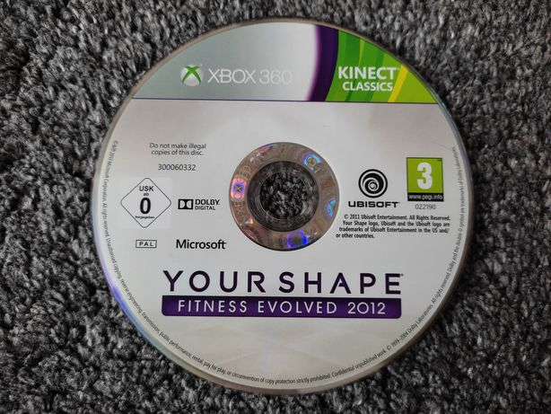 Your shape fitness evoled 12