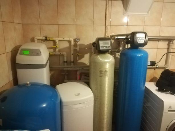 Системы  очистки воды. Обслуживание(найдем и устраним неполаки Фильтра