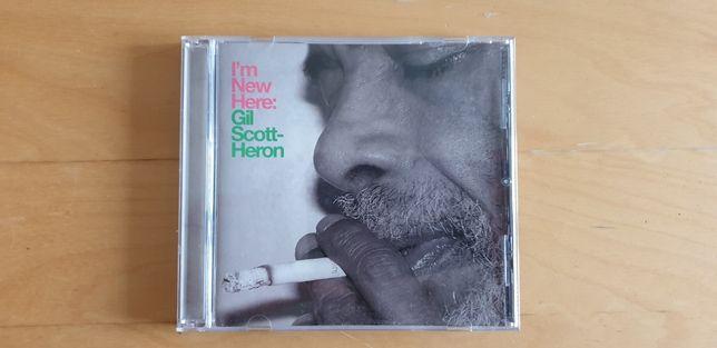 płyta CD Gil Scott-Heron - I'm New Here gość. Damon Albarn Kanye West