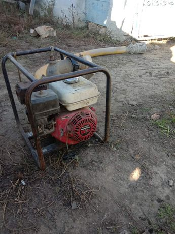 Мотопомпа для полива Honda