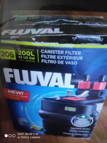 Фильтр для аквариума Fluval 206